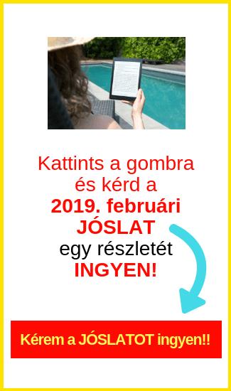 JÓSLAT 2019. februárra - ingyenes részletet töltsd le kötelezettség nélkül